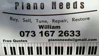 Image of Piano Services