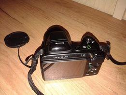 Фотоаппарат NIKON coolpix L810 черный
