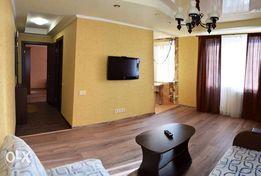 Центр. 0713417428 Уютная квартира. Wi-Fi