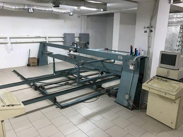 Стегальная машина работающая на DOS