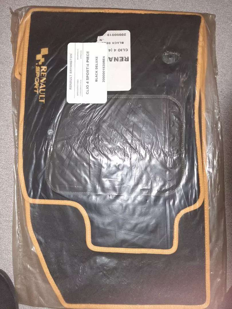 Renault clio rs mats 0