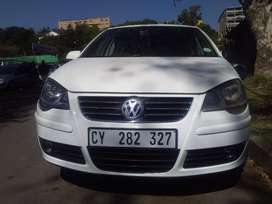 2008 VW POLO BUTCHER 1,6
