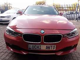 BMW 3 SERIES 316i ENGINE CAPACITY