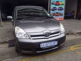 Toyota Verso R 105 000/Cash Only