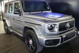 Mercedes Benz G63 AMG New Edition