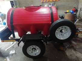 Water Trailer 1000L Bowser