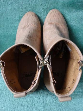 Caprice walking on air botki r.39 wkładka 25,3 cm buty obuwie kozaki Poznań - image 4