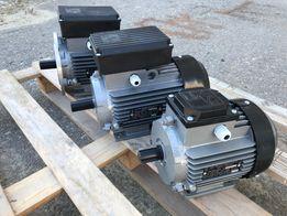 Электродвигатель , трехфазный, однофазный, електродвигун, 380, 220В