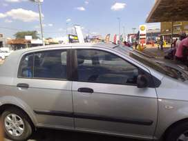 Hyundai Getz, 2008,very good condition.