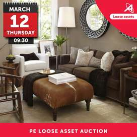 PE Loose Asset Auction
