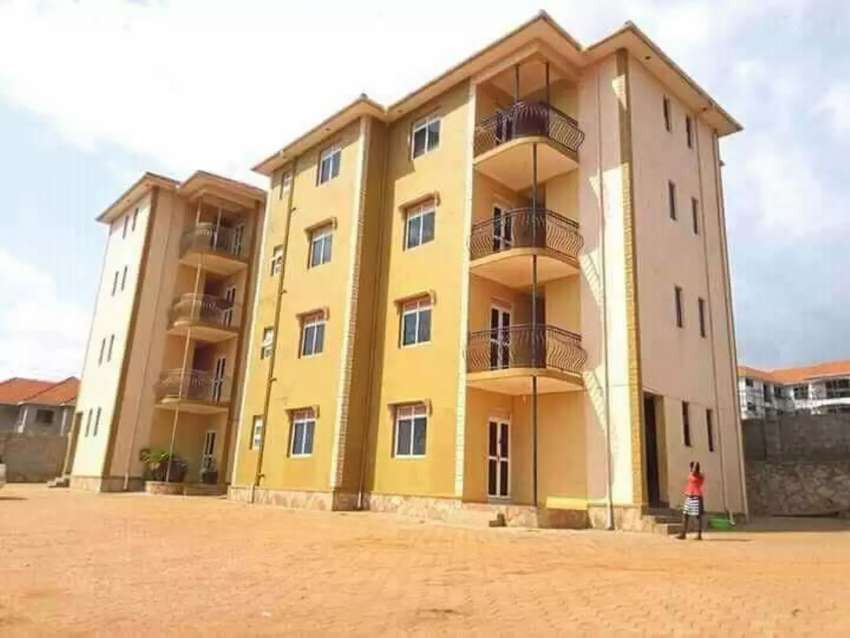 Nsambya 2bedrooms 2bathrooms self contained apartment 0