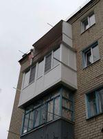 Балконы,лоджии под ключ.