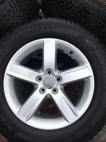 Audi r17 235/65/17 Dunlop vw, skoda Mercedes