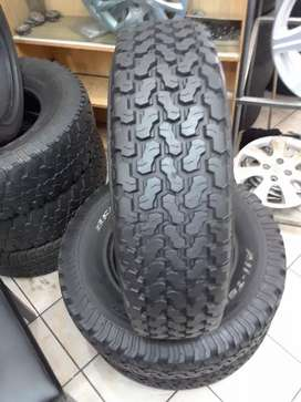 Bakki tyres all sizes