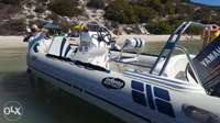 Infanta 5.2 SRI rubberduck boat with 90hpYamaha for sale  South Africa