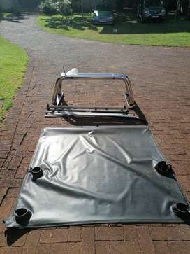 Navara Style/Roll Bar and cover