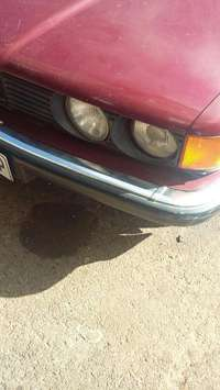 Image of running bmw 7 series for sale