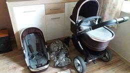 I Candy Peach wózek 2w1 + fotelik Recaro Young GRATIS