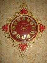 Часы *Янтарь*кварц , СССР.