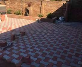 Casablanca Paving Bricks