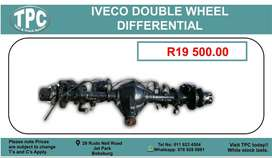 Iveco Double Wheel Differential For Sale.