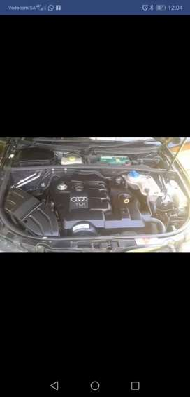 Audi a4 1.9 tdi 6 speed for sal