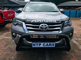 Toyota Fortuner 2.8GD6