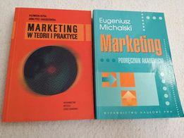 MARKETING - 2 książki Kotra, Radziszewska, Michalski