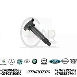 Ignition Coils Compatible with Fit for Toyota Yaris/Echo/Prius Scion .