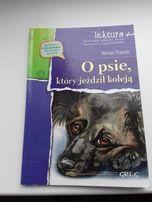 Lektura szkolna O psie, który jeździł koleją Roman Pisarski
