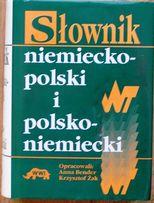 Słownik niemiecko-polski i polsko-niemiecki 1995r. (WN-T)