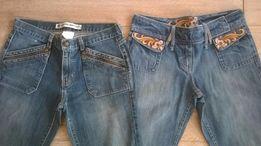 Dżinsy Jeansy Next Gap Spodnie 36 38 Niebieskie Zamiana