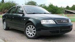 Разборка Audi a6 c5 ауди (AKN,AFB, BEL) 2001г