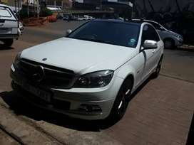 2008 Mercedes Benz C180K Automatic