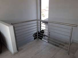 Stainless Steel and Glass Balustrades with massive discounts