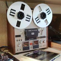 Бобинный магнитофон AKAI GX-600DB