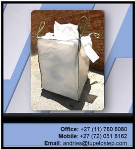 Quality Used 1 Ton Bulk Bags For Sale.