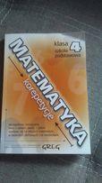 Matematyka korepetycja klasa4
