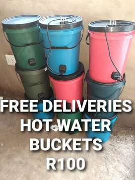 R100 URN BUCKETS  FREE DELIVERIES
