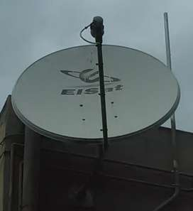 Satellite dish only (90cm)