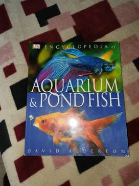Best book on all kind of fish tank and pond fish