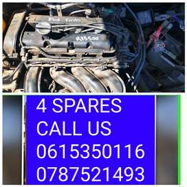 Ford fiesta engine R15000 call us