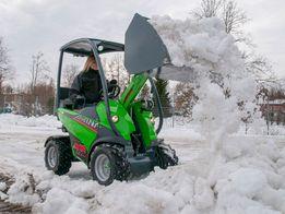 Многофункциональный минитрактор AVANT (Финляндия) / Трактор