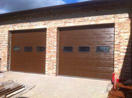 Bramy segmentowe bramy garażowe