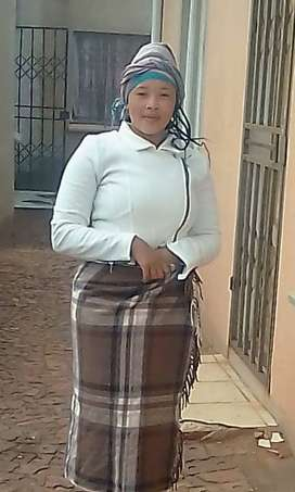 Honest and punctual Lesotho maid,nanny seeking stay in work