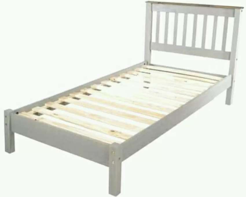 New single bed 0