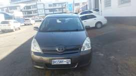 2008 Toyota corolla Verso 1.6 for sale