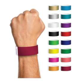 Events Tyvek wristbands for SALE in Lebowakgomo