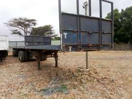 AFRIT Superlink Flatdeck Trailer
