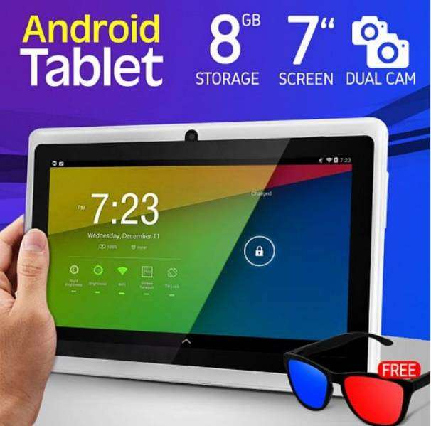 A-Touch A32 kid's Tab 0